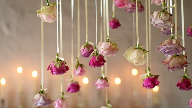 Decoración con flores secas. Ideas DIY con flores secas para decorar