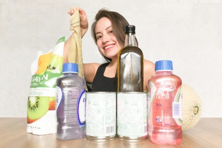 como desinfectar las compras para evitar CORONAVIRUS