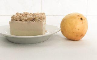 RECETA Gelatina de guayaba con queso receta